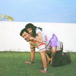 भैय्यूजी महाराज अपनी बेटी कुहू के साथ