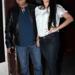 जैकलिन फर्नांडीज़ साजिद खान के साथ
