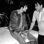 कुमार गौरव अपने पिता के साथ