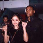 मनीषा कोइराला सेसिल एंथनी के साथ