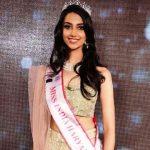 मीनाक्षी चौधरी मिस इंडिया हरियाणा 2018 ख़िताब के साथ