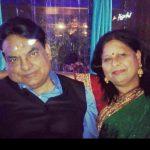 रवि दुबे के माता पिता