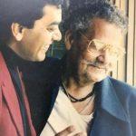 आशुतोष राणा अपने पिता के साथ