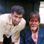 अविनाश तिवारी टीवी मिनी सीरीज़ 'युद्ध' में अमिताभ बच्चन के साथ