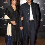 नीना गुप्ता विवेक मेहरा के साथ