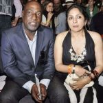 नीना गुप्ता विवयन रिचर्ड्स के साथ