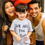 अर्जुन बिजलानी अपने परिवार के साथ