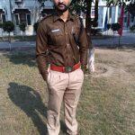 संदीप सिंह हरियाणा पुलिस में डीएसपी के रूप में
