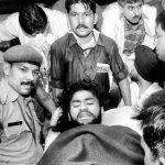 संदीप सिंह को घायलवस्था में पीजीआई ले जाते हुए