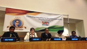 United Nation Celebrate Dr. Bhimrao Ambedker 125th Birth Anniversary