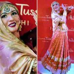 मधुबाला का मैडम तुसाद संग्रहालय में स्थापित मोम का पुतला