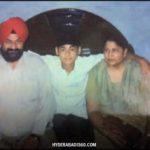 संदीप सिंह की बचपन की फोटो