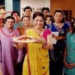 परेश गणात्रा बा बहू और बेबी टीवी धारावाहिक में