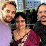 पारुपल्ली कश्यप अपने परिवार के साथ
