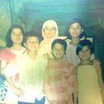 सोमी खान का परिवार