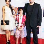 अरबाज़ खान अपनी पत्नी और बेटे के साथ