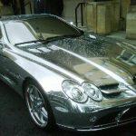 अर्जुन रामपाल की मर्सिडीज एसएलआर मैक्लेरन कार