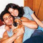 अर्जुन रामपाल अपनी बहन के साथ