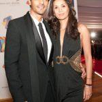 अर्जुन रामपाल मेहर जेसिया के साथ