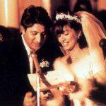 अरशद वारसी और मारिया गोरेट्टी की शादी की तस्वीर