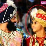 दमनप्रीत सिंह महाराजा रणजीत सिंह की भूमिका में