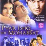 अर्जुन रामपाल की डेब्यू हिंदी फिल्म प्यार इश्क और मोहब्बत