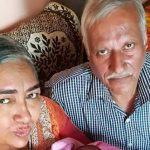 सुरभि राणा के माता-पिता