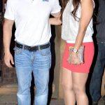सोहेल खान अपनी पत्नी के साथ