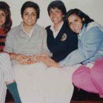 किरण अपनी बहनों के साथ