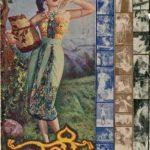 मुमताज़ की डेब्यू हिन्दी फिल्म स्त्री (1961)