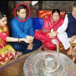रमन सिंह अपने परिवार के साथ