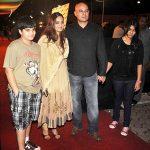 अलविरा खान अपने परिवार के साथ