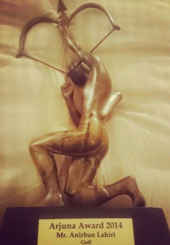 Arjuna Award 2014